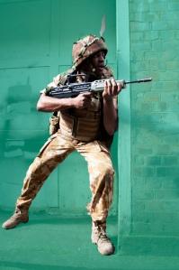 Afghan Stills 3 - BLASTED - Duane Henry